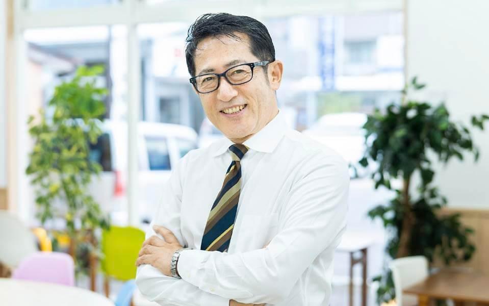 渋谷 豊明 校長の写真